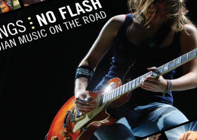 3 Songs No Flash Promo Book