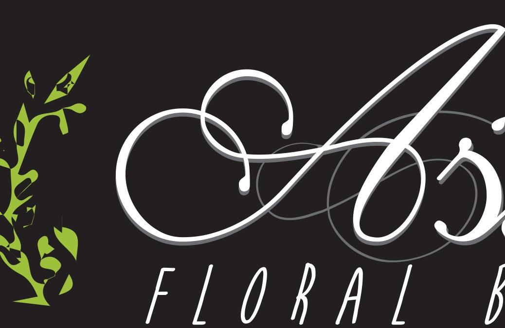 Astilbe Floral Boutique Logo